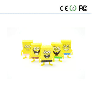 New Spongebob Squarepants USB Mini MP3 Player pictures & photos