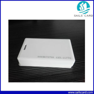 125kHz RFID Card Em4100 Blank Chip Proximity Card pictures & photos