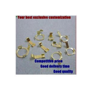 China Custom Sheet Metal Stamping Brass Shrapnel pictures & photos
