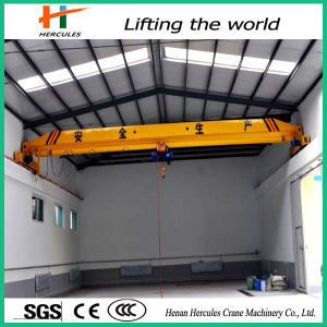 Workshop 25 Ton Mobil Overhead Bridge Crane pictures & photos