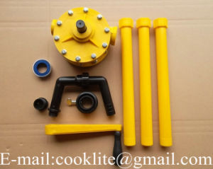 Hand Rotary Pump / Rotary Hand Adblue Pump / Fluid Transfer Pump - PP 90p pictures & photos