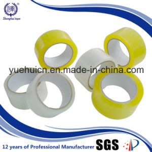 Custom Strong 48mm 50mm Carton Packing Clear OPP Sealing Tape pictures & photos