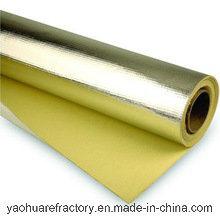 Heat Reflective Aluminized Kevlar Fiber Fabric