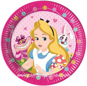 High Quality Disposable Paper Plates Factory pictures & photos