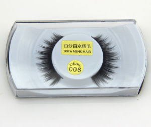 Beaury Equipment Natural Hair False Eyelashes for Women pictures & photos