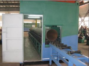 Piping Prefabrication Line in a Container pictures & photos