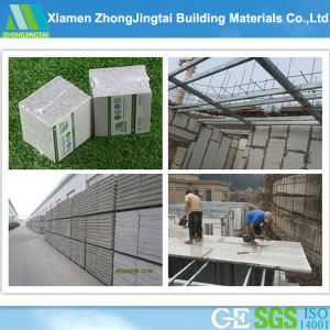 Heat Insulation Sound Insulation EPS Sandwich Wall Panel pictures & photos