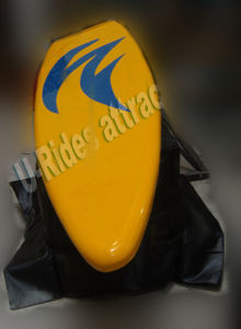 Four Speed Funny Electric Surfboard With Inflatable Mat pictures & photos