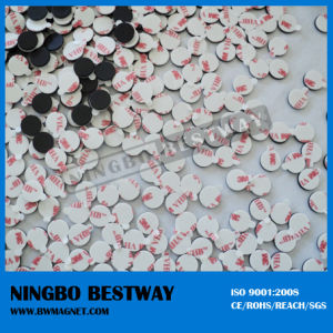 20mm Strong Permanent NdFeB Disc Magnets pictures & photos