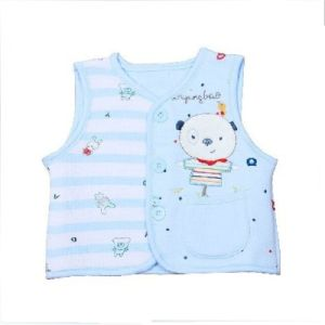 Baby Vest in Triple Layer Bamboo (OEM) pictures & photos
