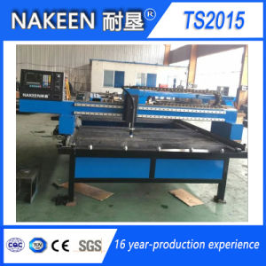 CNC Steel Plasma Cutting Machine with Table pictures & photos