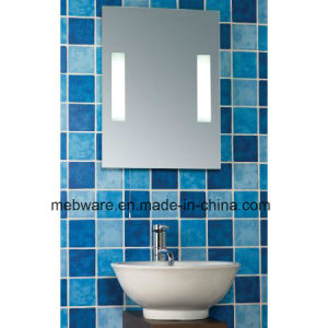Luxury Wall Mount Rectangular Bathroom LED Mirror pictures & photos