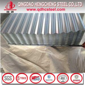 Az100 Aluzinc Coated Corrugated Iron Roofing Tile pictures & photos