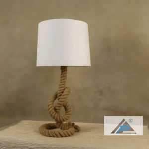Rope Vintage Table Lamp Decorative (C5008262-1) pictures & photos