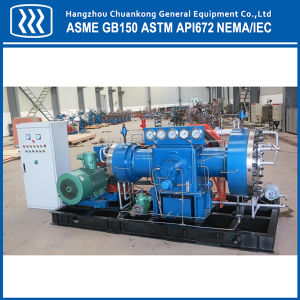 Industrial Slide Oxygen Gas Compressor pictures & photos