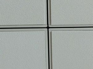 Suspended Ceiling Tile, Slag Wool Board
