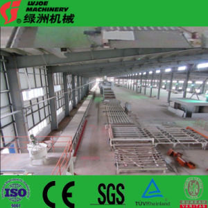 New Design Gypsum Powder/Gesso Production Line pictures & photos