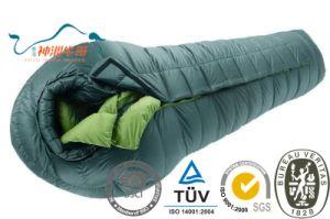 Wholesale Custom Printed Down Filled Fast Inflatable Sleeping Bag