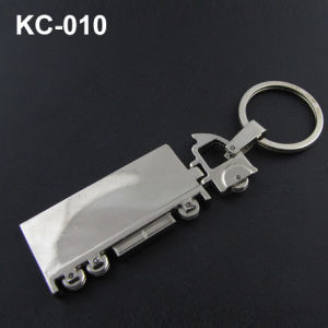 Promotional Customer Keychain with Logo pictures & photos