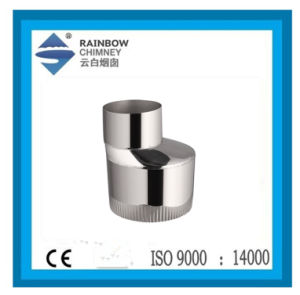 Stainlesss Steel Reducers for Chimney&Fireplace pictures & photos