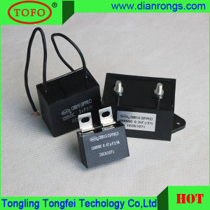Single Phase Super Capacitor 1400VDC Cbb15 Cbb16 pictures & photos