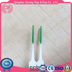 OEM Rubber Silicone Interdental Brush Wholesale pictures & photos