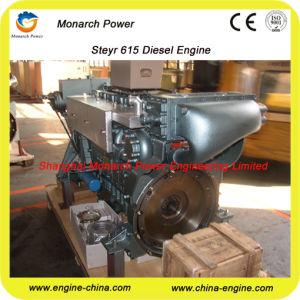 Steyr Marine Engine Wd415 Wd415.16c Wd415.24c with Marine Gearbox