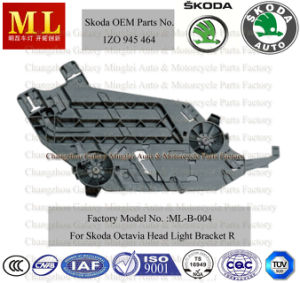 Headlight Bracket for Skoda Octavia From 2008 (1Z0 941 464) pictures & photos