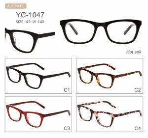 in Stock High Quality Factory Sell Acetate Optical Frames Eyeglasses Eyewear pictures & photos