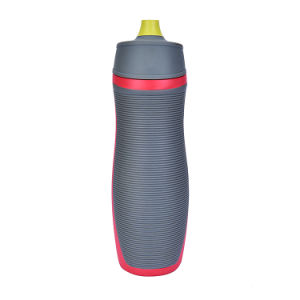 500ml Custom BPA free plastic water bottle pictures & photos