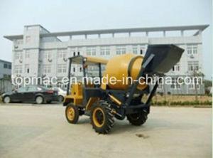 Cheap Mobile Self Loading Concrete Mixer pictures & photos