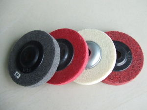 Nylon Abrasive Polishing Disc pictures & photos