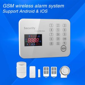 GSM Intelligent SMS Home Alarm System pictures & photos