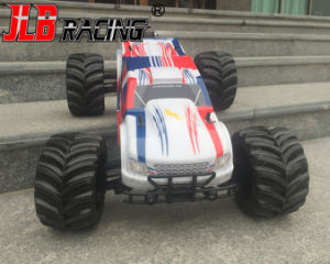 2016 New Product Large Scale 4WD 2.4G Full Scale off-Road electric Power Monster Truck 8th Scale 30c RC Car pictures & photos