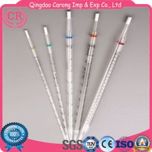 Glass Graduated Pipettes for Volumetric Instruments pictures & photos