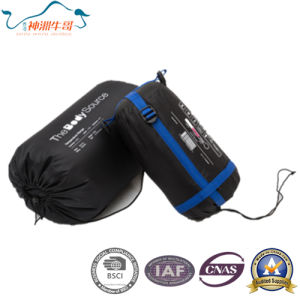 Waterproof Mummy Sleeping Bag for Camping pictures & photos
