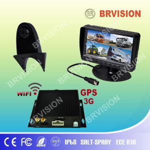 Vehicle Reversing System with 7 Inch Digital Monitor pictures & photos