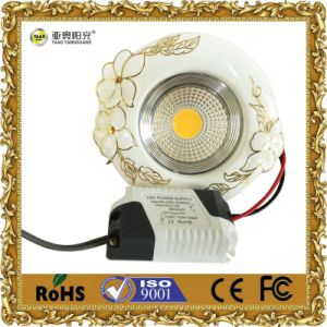 CREE COB 7W LED Ceiling Light for Decoration