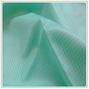 5mm Stripe or Grid ESD Polyester Fabric pictures & photos