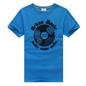 Cheap Customize Printed Men Tee Shirt pictures & photos