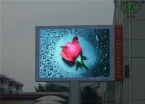 Large Exterior Airport LED Display Outdoor P10 SMD LED Billboard
