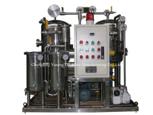 Movable Stainless Steel Type Eh Hydraulic Oil Purifier pictures & photos