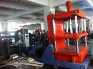 Jd1200zinc Alloy Gravity Die Casting Machine with Photo (JD-1200) pictures & photos
