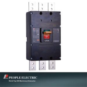 Moulded Case Circuit Breaker (MCCB) of Rdm1-1250m 3p pictures & photos