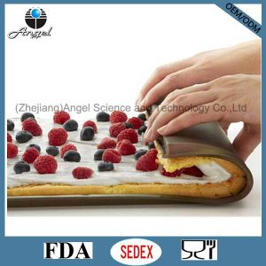 Silicone Baking Mat Tray for Swiss Roll Cake Chocolate Sushi and Pizza Sc16