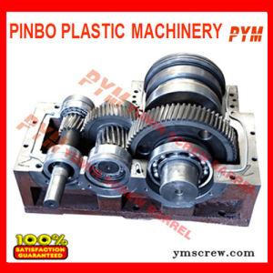 Machine Gearbox for Single Screw Rubber Extruder pictures & photos
