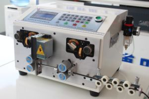Bzw-882dp Computerized Cutting and Stripping Machine for Flat Sheathed Cable pictures & photos