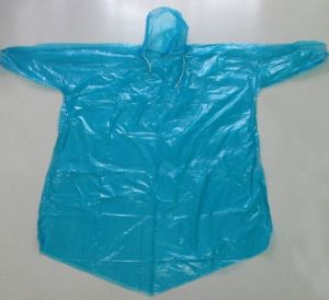 PVC Raincoat (DF1005) pictures & photos