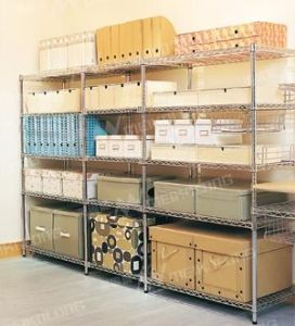 Metal Storage Shelving Racking (HD184872A5C) pictures & photos