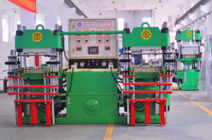 China Supplier Rubber Curing Machine with CE and ISO9001/Rubber Machine pictures & photos